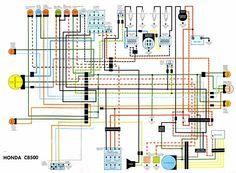 Yamaha xj series minimum wiring diagram moto repair moto repair honda cb500 electrical wiring diagramg 1238909 asfbconference2016 Image collections