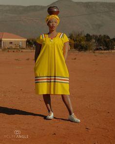 Pedi Traditional Attire, Sepedi Traditional Dresses, South African Traditional Dresses, Traditional Fashion, Traditional Wedding, African Patterns, African Prints, Wedding Dresses South Africa, African Dresses For Kids