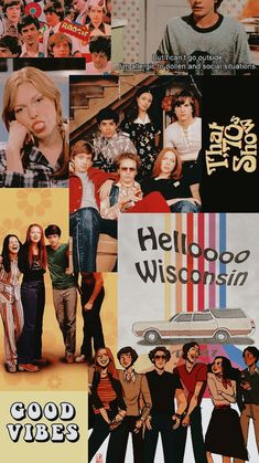 jackie e hyde trechos \ jackie e hyde More Wallpaper, Retro Wallpaper, Aesthetic Iphone Wallpaper, Aesthetic Wallpapers, 70s Aesthetic, Aesthetic Collage, Aesthetic Pictures, Aesthetic Movies, That 70s Show Memes
