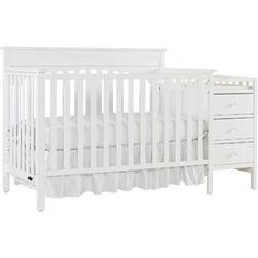 europa baby Palisades Lifetime Convertible Crib - Cherry - Babi ...