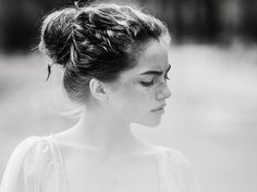 Absolutely stunning and captivating portrait Photography by Ukraine based photographer Marta Syrko.