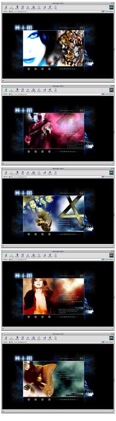 HIM: Heartagram.com | HIMin saitilla oli avainrooli yhtyeen maailmanvalloituksessa. Konsepti perustui fast & Fun -ajatteluun; elämyksellisellä saitilla HIMin musiikki sai visuaalisen muodon.