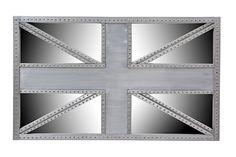 Espejo Union Jack - Línea Camden Town @MueblesNomad