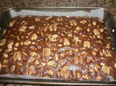 Tündéri jó recept, alig van munka vele, de a sütemény bámulatos! Hozzávalók: 40 dkg liszt 20 dkg cukor 1 tasak sütőpor 2 evőkanál cukrozatlan kakaópor[...]