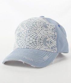 431a939a4cbf5 Lace Overlay Hat - Women s Hats
