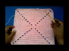 DIY Como tejer chaleco de bebe a crochet - Crochet Scrubbies Crochet Scrubbies, Crochet Mittens, Crochet Slippers, Crochet Stitches, Crochet Hooks, Free Crochet, Freeform Crochet, Crochet Doilies, Step By Step Crochet