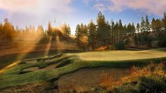 Wilderness Club, in Eureka, Montana, was just listed as the Best Public Golf Course in the state by GOLF.com! #GolfCourseOfTheDay | Rock Bottom Golf #RockBottomGolf