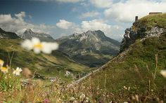 http://www.goldenerberg.at/arlberg-lech-urlaub.html Sommerurlaub am Arlberg