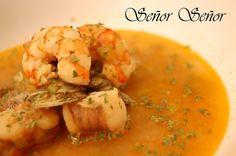 La sopa de marisco es una de las recetas de navidad más clásicas. El mejor primer plato para la cena de navidad. Aunque la llamemos sopa de marisco siempre lleva pescado, unos buenos dados de rape …
