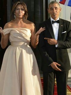 FLOTUS and POTUS