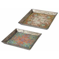 Amalfi Florence Tray in Mixed