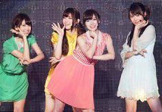 写真 (左から)橋本奈々未、松村沙友理、白石麻衣、高山一実