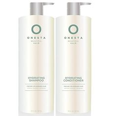Onesta Hydrating Shampoo 31 Oz  Hydrating Conditioner 31 Oz Duo -- Click image for more details.