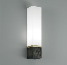 Cool Wall Lamps We Like Here @ http://rustiklight.com/lighting-set/wall-lights ------- << Original Comment >> ------- Cube Tall Sconce/CUBT