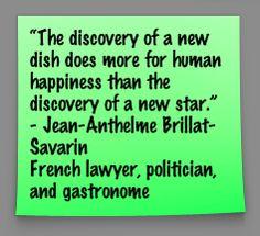 Dish - quotable