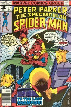 Spectacular Spider-Man (1976 1st Series) 17