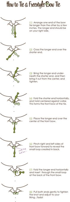 Diy note to self learn to tie trinity and eldredge knots 18 how to tie a bowtie ccuart Gallery