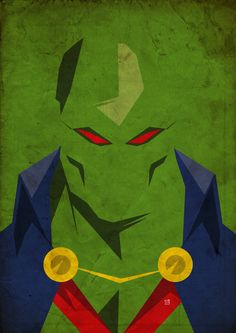 Martian Manhunter / Poster by ~Colour Only 85 on deviantART Martian Manhunter, Comic Style, Dc World, Univers Dc, Superhero Poster, Arte Dc Comics, Dc Comics Characters, Detective Comics, Marvel Vs
