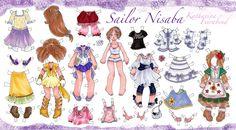 SMV Sailor Nisaba Paper Doll by nickyflamingo.deviantart.com on @DeviantArt