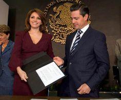 #Angélica Rivera de #Peña asume presidencia del Consejo Ciudadano del #DIF || #MÉXICO