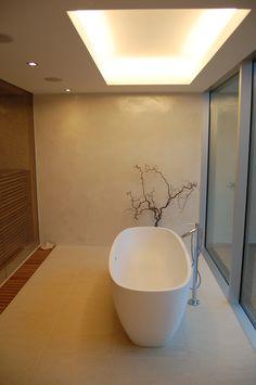 Tadelakt 1 Tadelakt, Bathtub, Stone, Bathroom, Standing Bath, Washroom, Bathtubs, Rock, Bath Tube