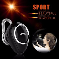 Mini Bluetooth Headset Wireless Earphone Headphones auriculares Vibration Earbud Wear Clip hidden smallest earpiece High Quality