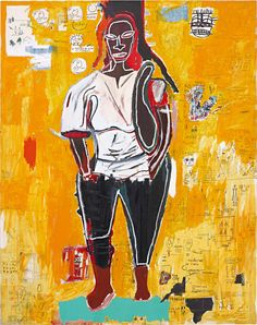 JEAN-MICHEL BASQUIAT | Big Joy, 1984