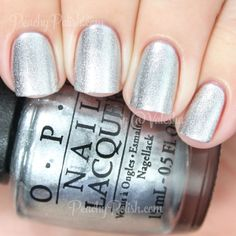OPI Unfrost My Heart | Holiday 2014 Gwen Stefani Collection | Peachy Polish