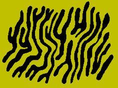ZX Spectrum tiger stripes