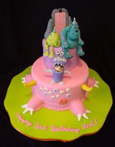Monsters Inc.: la torta