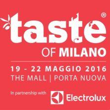 Tutto è pronto per l'edizione 2016 di Taste of Milano! Dal 19 al 22 maggio al The Mall! Acquista ora su TicketOne.it!