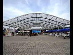 Liri Clear Span Tent Of Sport Event Tent For 2016 China Open