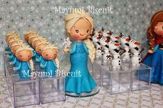 Mayumi Biscuit: Frozen