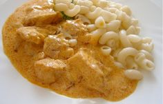 4 Ingredients, Poultry, Ham, Macaroni And Cheese, Chicken Recipes, Food And Drink, Cooking Recipes, Dinner, Ethnic Recipes
