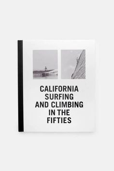 The story told by the photographs in this book takes place against the backdrop of postwar America, as young people were embracing new symbols of non-conformity: Elvis Presley, Jack Kerouac, Marlon Brando, and James Dean. All along the California coast, surfing became popular as heavy balsawood boards were replaced with lightweight ones crafted from polyurethane foam, fiberglass, and resin. Meanwhile, climbers descended on Tahquitz Rock in the south and Yosemite Valley to the north to test…