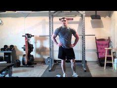 Full Body Dumbbell Workout - http://adjustabledumbbellstoday.com/full-body-dumbbell-workout/