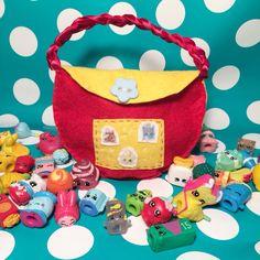 Cute Shopkins handbag. @shopkinsworld  #shopkins #crafts