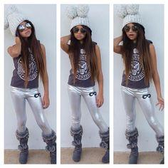 www.weresofancy.com Khia Lopez #tweenfashionblogger #fashionblog #fashionfortweens Pants by:www.modernechild.com