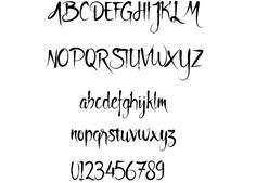 Godfeem font by Alit Suarnegara  http://www.fontriver.com/font/godfeem/  #brush #fonts #script #typography #ttf #design #webdesign #type #lettering