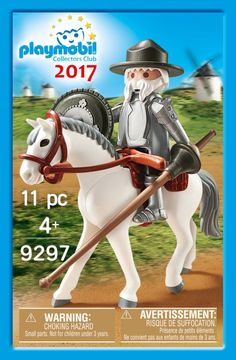 Playmobil 9297 Special exclusive knight Don Quixote figure medieval grandmaster Club, Playmobil Sets, Rottweiler Dog, Police Station, Preschool Toys, Equine Art, Medieval Art, Toy Soldiers, Toy Sale