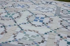 Tone It Down - Finished Quilt! - Amy's Creative Side