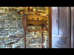 ▶ Casa do Fidalgo, A Pontenova, Spain - YouTube A Pontenova, Entryway Tables, Youtube, The Originals, Furniture, Home Decor, Houses, Decoration Home, Room Decor