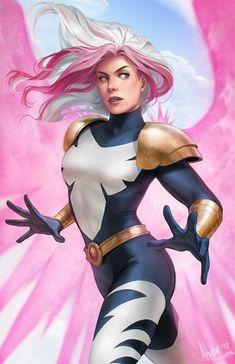 """comic-book-ladies: """"Songbird by Ayhotte """" Marvel Dc Comics, Marvel Villains, Marvel Art, Marvel Heroes, Comic Book Characters, Marvel Characters, Comic Character, Comic Books Art, Female Characters"""