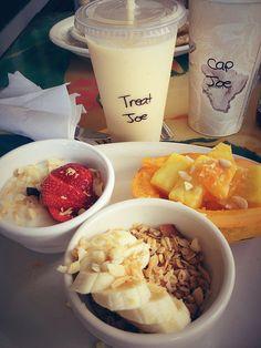 Hanalei Coffee Roasters Kauai. Cute coffee shop!    by lejoe, via Flickr