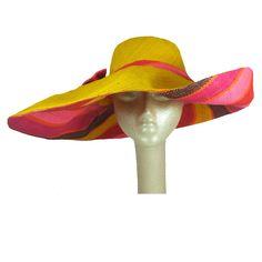 Ando: Raffia Hat...
