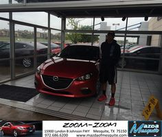 #HappyBirthday to Deion from Greg Powell at Mazda of Mesquite!  https://deliverymaxx.com/DealerReviews.aspx?DealerCode=B979  #HappyBirthday #MazdaofMesquite