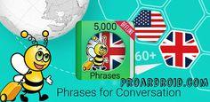 تطبيق تعلم الإنجليزية Learn English - 5000 Phrases Full v1.4.4 نسخة كاملة http://ift.tt/2kekk2A