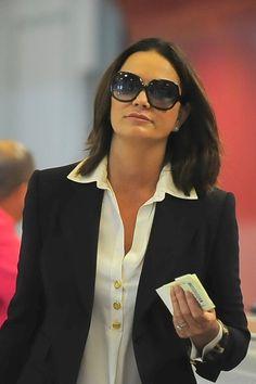 30 looks com blazer para mulheres acima dos 40 anos | Blog da Mari Calegari