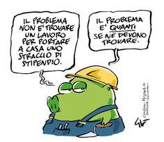 Il #Multilavoro… #Italy #lavoro #disoccupazione #poverty