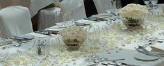 Wunderschöne Tischdeko für die Hochzeit: http://www.utokulm.ch/hochzeiten/blumen-deko/ - @ Uetliberg Restaurant und Hotel UTO KULM